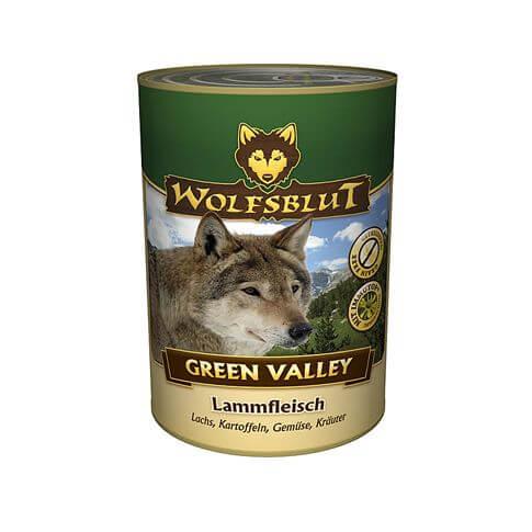 Wolfsblut Green Valley Adult Lamm & Fisch - Dosen