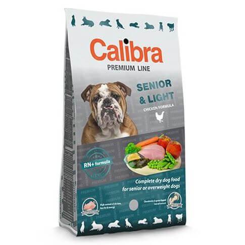 Calibra Premium Senior & Light Huhn