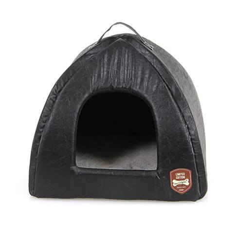 Katzenhöhle Peppino schwarz