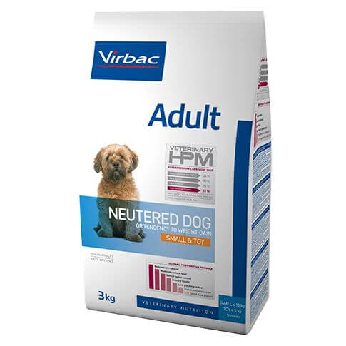 HPM Adult Dog Neutered Small & Toy