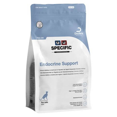 Specific Diet Endocrine Support FED-DM