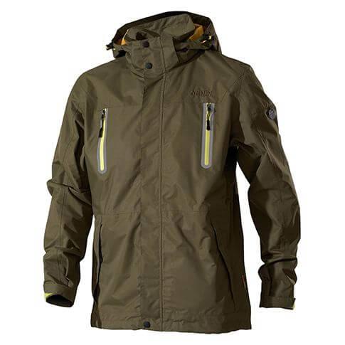 Owney Unisex Outdoor-Jacke Marin khaki