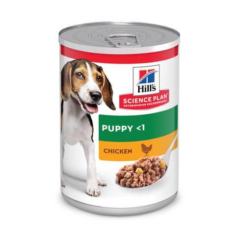 Hill's Science Plan Hund Puppy Huhn