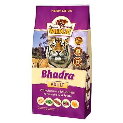 Wildcat Bhadra Pferdefleisch & Süßkartoffel