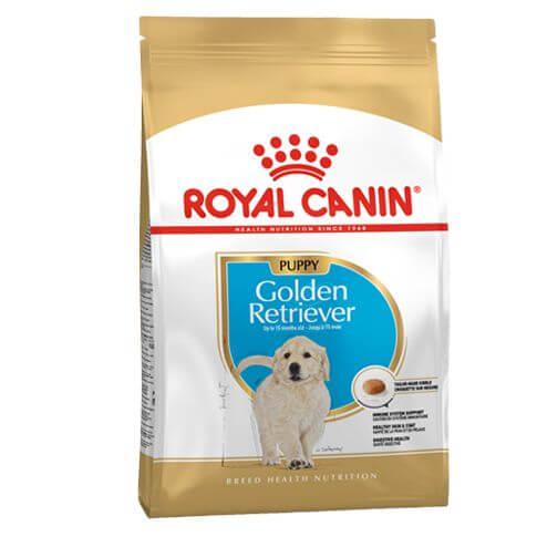 Royal Canin Dog Golden Retriever Puppy