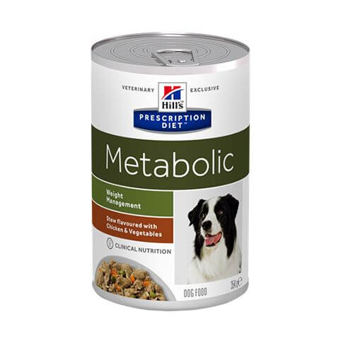 Hill's Canine Metabolic Ragout mit Huhn