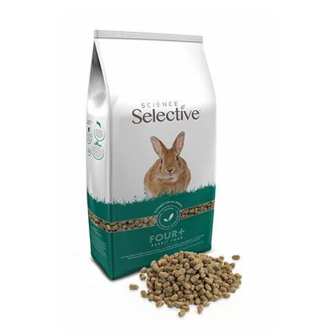 Rabbit Food 4 years +