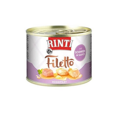 Rinti Filetto Huhn & Schinke in Sauce