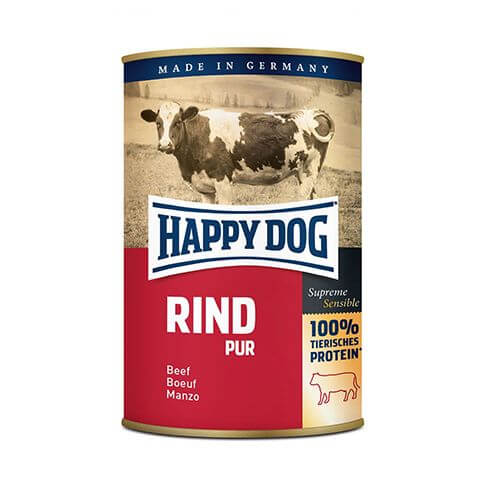 Happy Dog Rind Pur