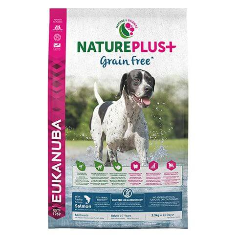 Eukanuba Nature Plus Grain Free Adult Lachs