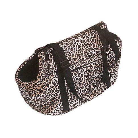 Tragtasche Leopard