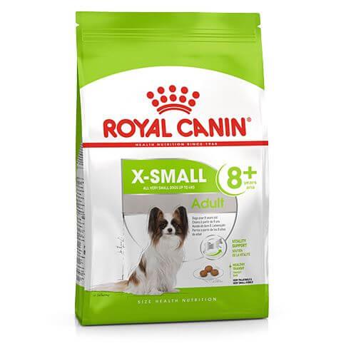 Royal Canin Dog X-Small Adult 8+