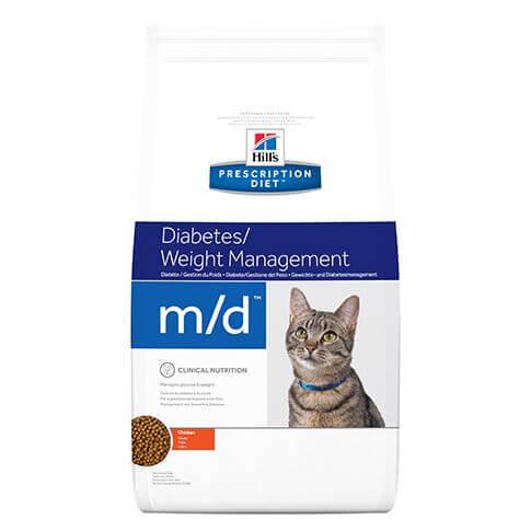 Feline m/d Diabeteserkrankung & Übergewicht