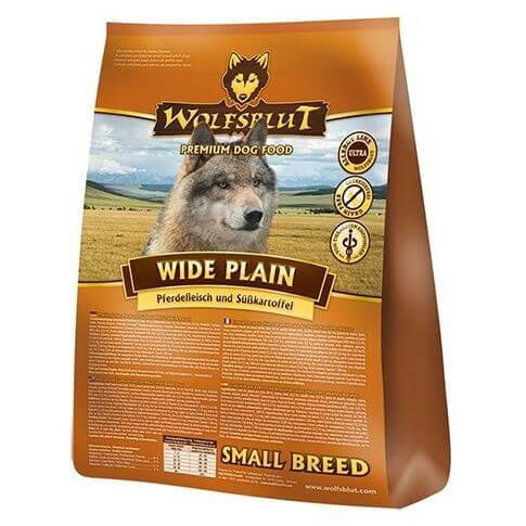 Wolfsblut Wide Plain Small Breed Pferd & Süsskartoffel