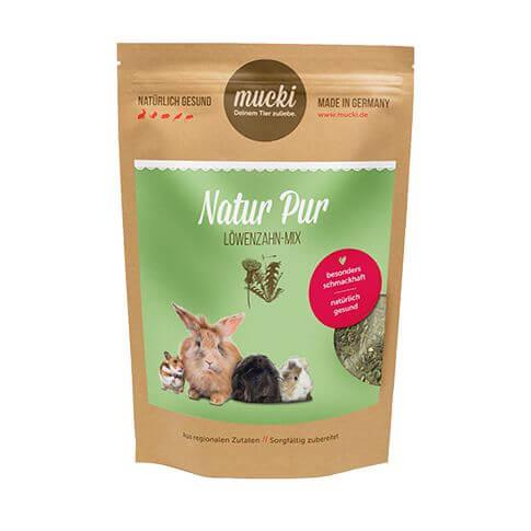 Mucki Natur Pur Löwenzahn-Mix
