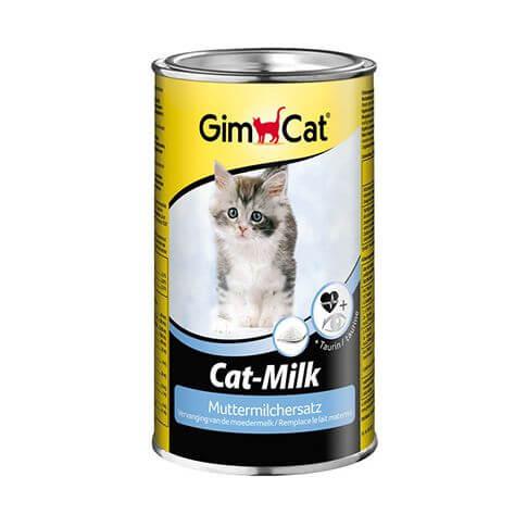 GimCat Cat - Milk Pulver