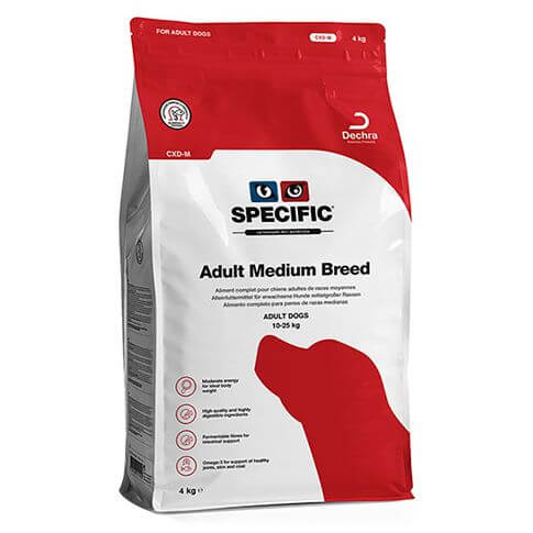 Specific Adult Medium Breed CXD-M