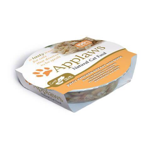 Cat Pot Hühnchenbrust&Ente