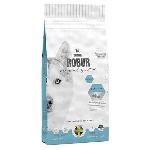 Bozita Robur Dog Sensitive Grain Free Rentier