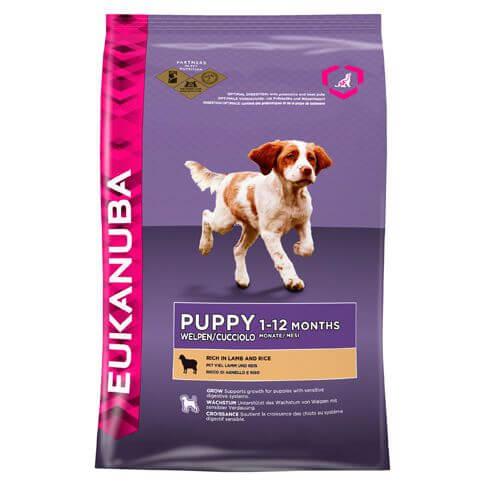 Puppy&Junior Lamm&Reis
