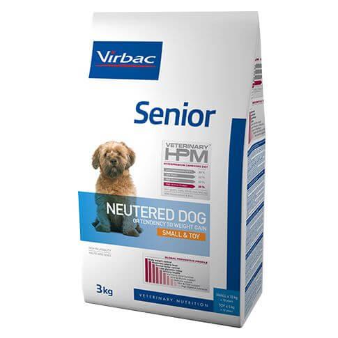 HPM Senior Dog Neutered Small & Toy