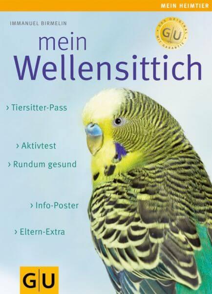Fachbuch Mein Wellensittich