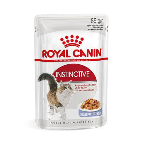 Royal Canin Cat Instinctive Gelée