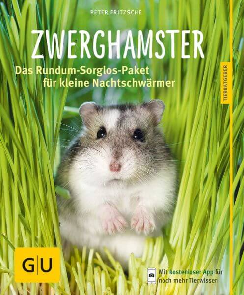 Taschenbuch Zwerghamster