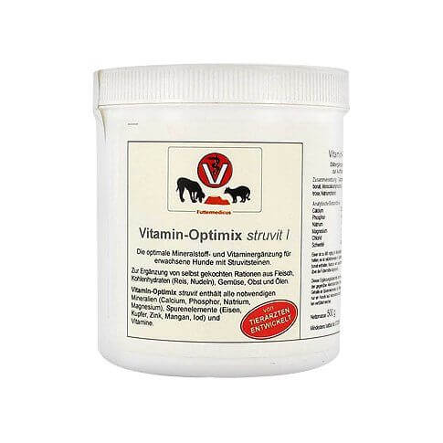 Vitamin Optimix Struvit I Auflösung