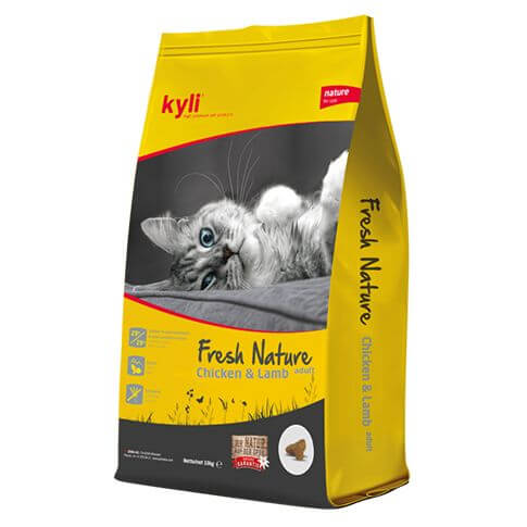 kyli Fresh Nature Chicken & Lamb