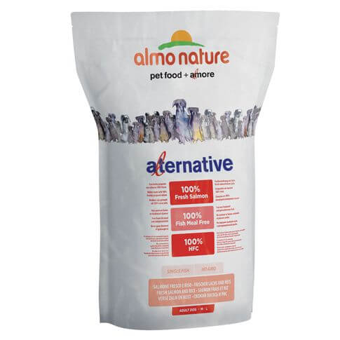 Almo Nature Alternative 150 M-L Lachs & Reis