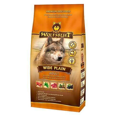 Wolfsblut Wide Plain Adult Pferd & Süsskartoffel