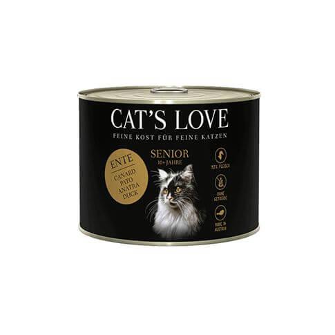Cat's Love Senior Ente Dosen