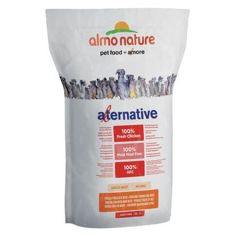 Almo Nature Alternative 150 XS-S Huhn & Reis
