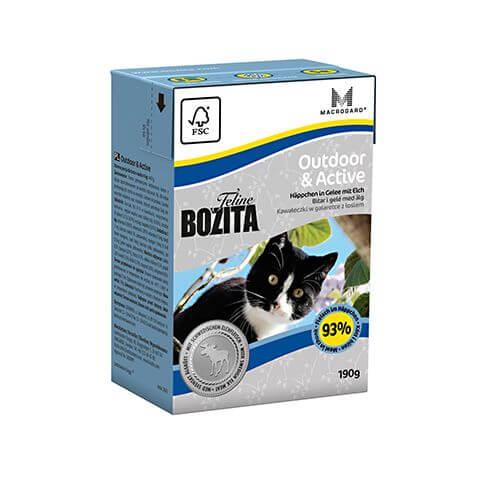 Bozita Cat Outdoor & Active Elch