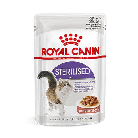 Royal Canin Cat Sterilised Sauce