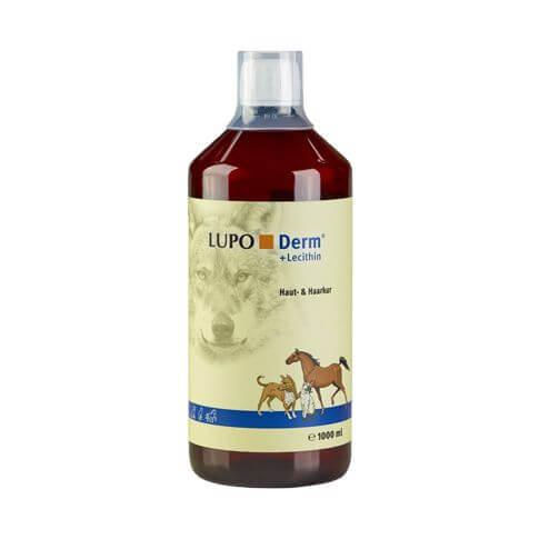 LupoDerm für Hunde, Katzen und Pferde