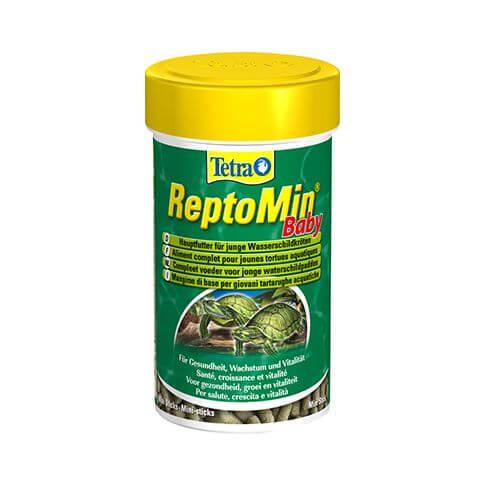 Tetra ReptoMin junge Wasserschildkrötenfutter