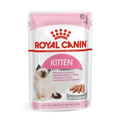 Royal Canin Kitten Instinctive Mousse