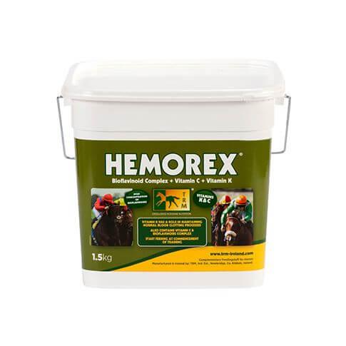 TRM Hemorex Raceday