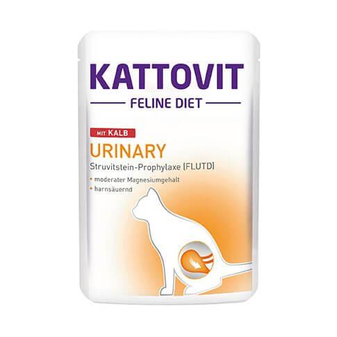 Kattovit Urinary mit Kalb