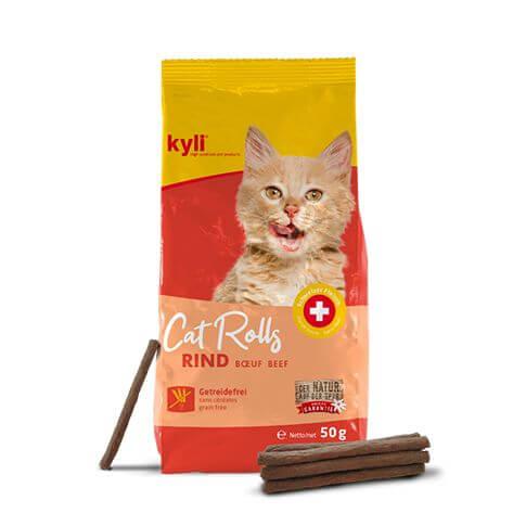 kyli Cat Rolls Rind