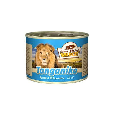 Wildcat Tanganika Forelle & Süsskartoffel Nass