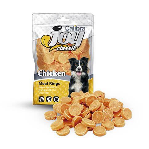Calibra Joy Dog Chicken Rings