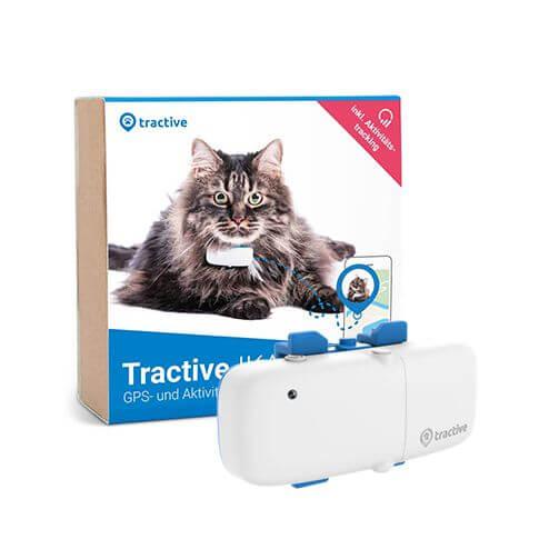 Tractive IKATI GPS Cat Tracker