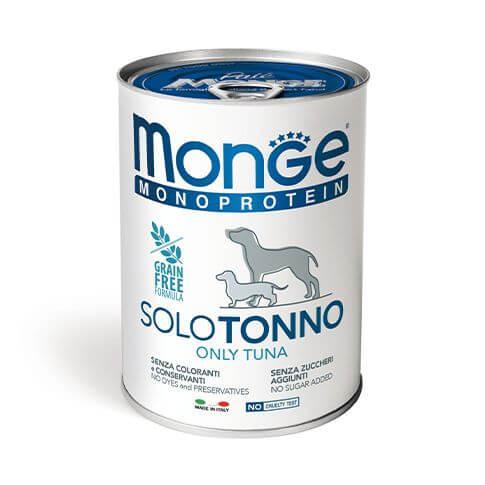 Monge Dog Monoprotein Paté Tuna