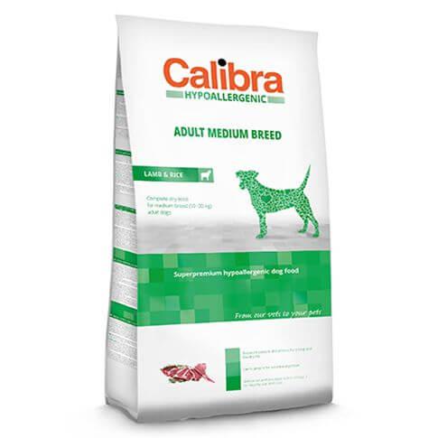 Superpremium Dog Adult Hypoallergenic Medium Breed Lamm & Reis