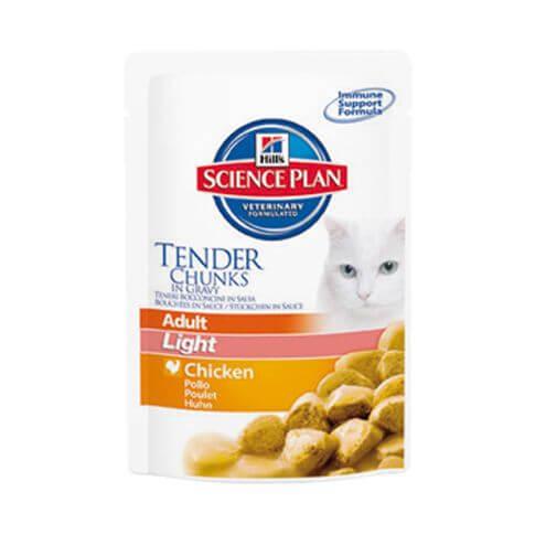 Feline Adult Light Huhn - Beutel