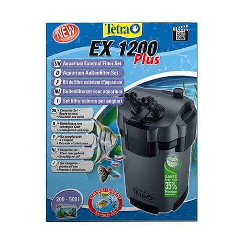 Tetra Aussenfilter Set EX 1200 Plus