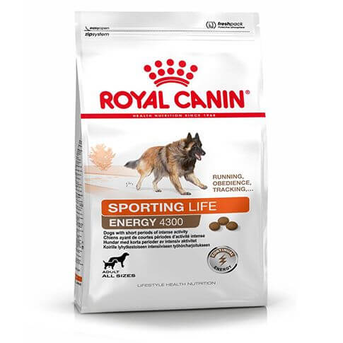 Royal Canin Dog Sporting Life Energy 4300
